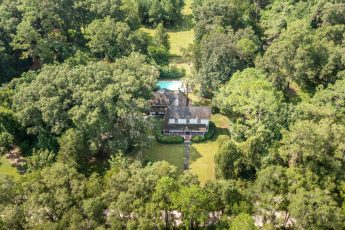 Farmhouse, Overhead