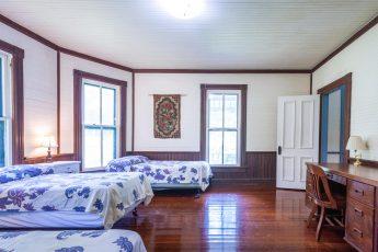 Farmhouse, Bedroom (Ground Floor, West)