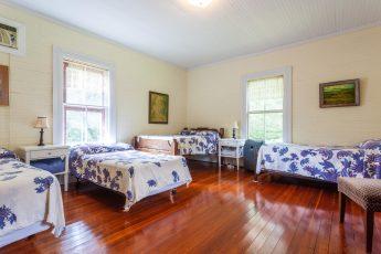 Farmhouse, Bedroom (Top Floor, West)